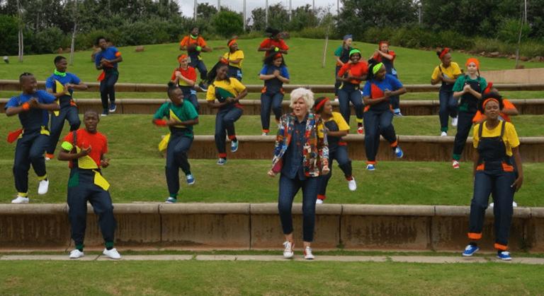 Bayethe Mzansi - PJ Powers