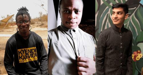 Jomba Contemporary Dance winners